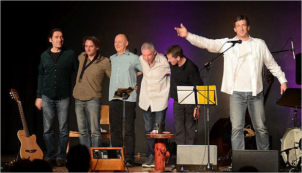 Live In Neunkirchen 2015 Viktor Gernot Amp His Best Friends