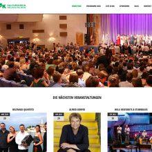 Neue Website online